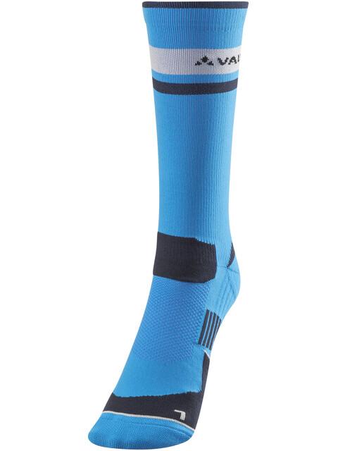 VAUDE Bike Socks Mid radiate blue